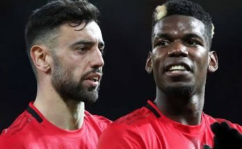 Pogba and Fernandes could tactically fit into a Man Utd team
