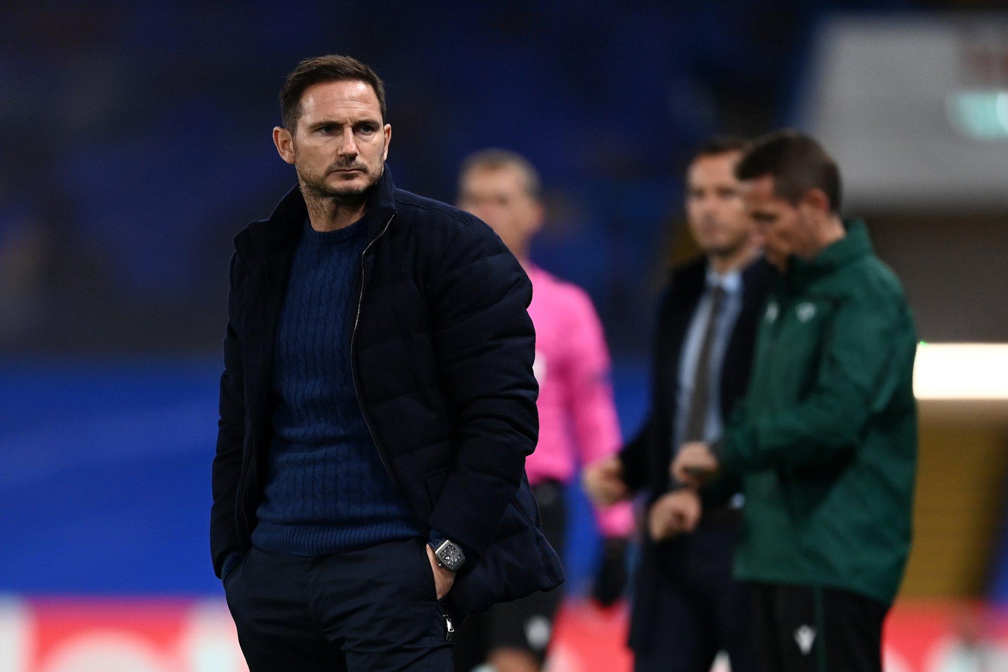 Frank Lampard has got Chelsea firing again