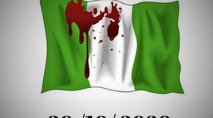 On October 20th, peaceful protesters were killed by government forces at the Lekki Tollgate
