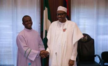 Father Mbaka, Buhari